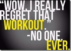 always workout